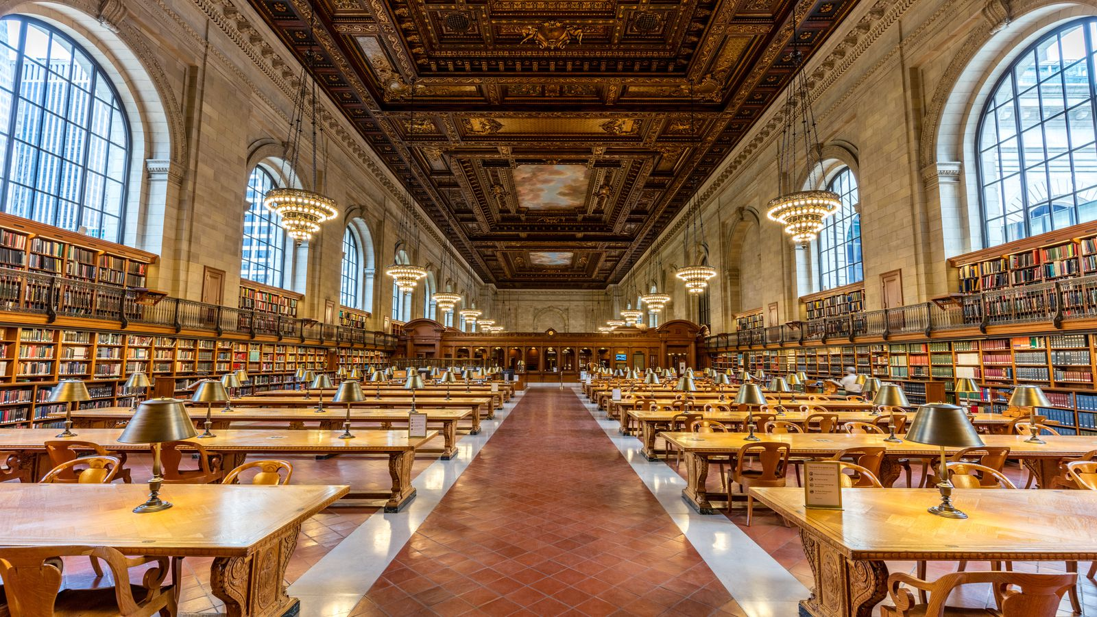 Nypl S Rose Main Reading Room Is Officially A New York