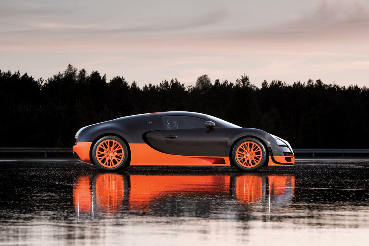 why the bugatti veyron was stripped of its record as the world's