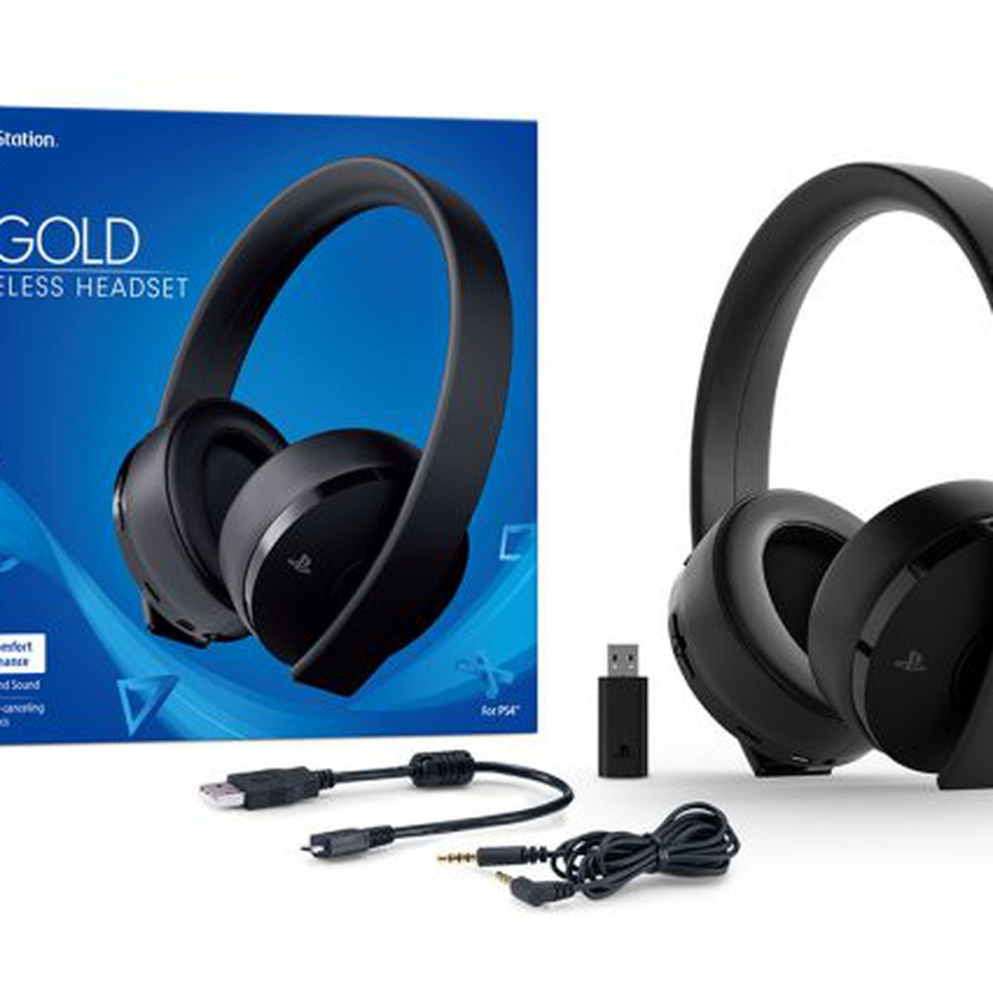 Sony Insists That Its New Gold Wireless Headset Is Indeed A New Product The Verge