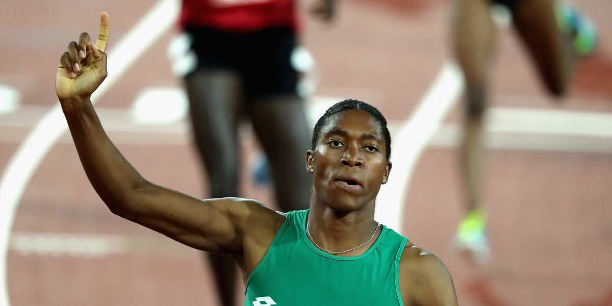 Caster Semenya: what her story says about gender and race in sports