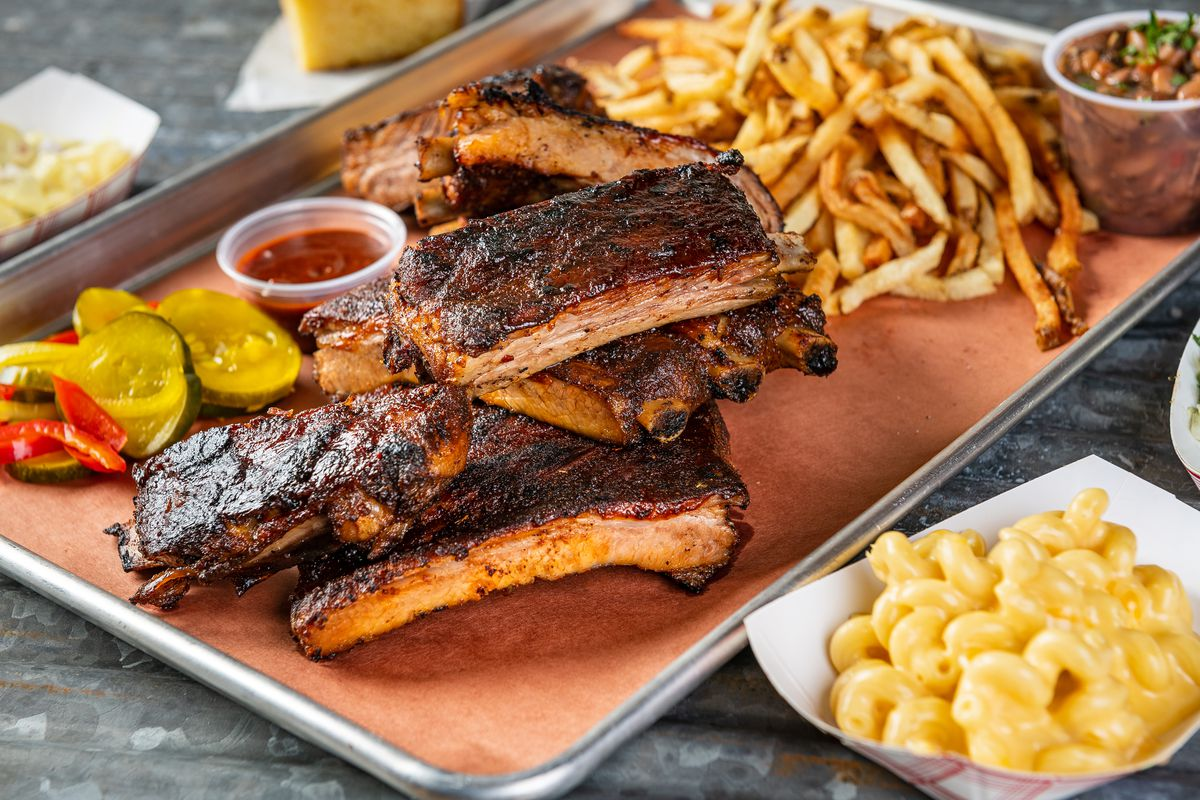 Great American Restaurants group is trying its hand at barbecue for the first time