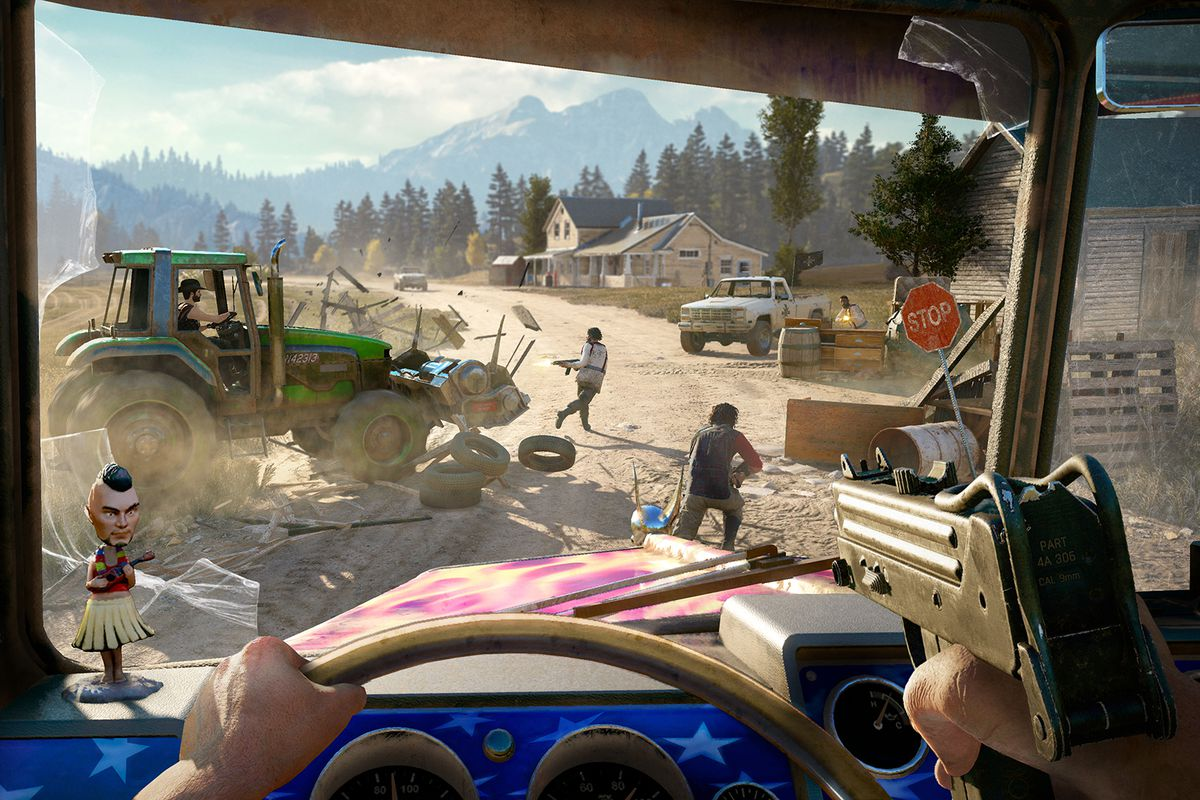 Far Cry 5 is free with a high capacity Samsung SSD - Polygon