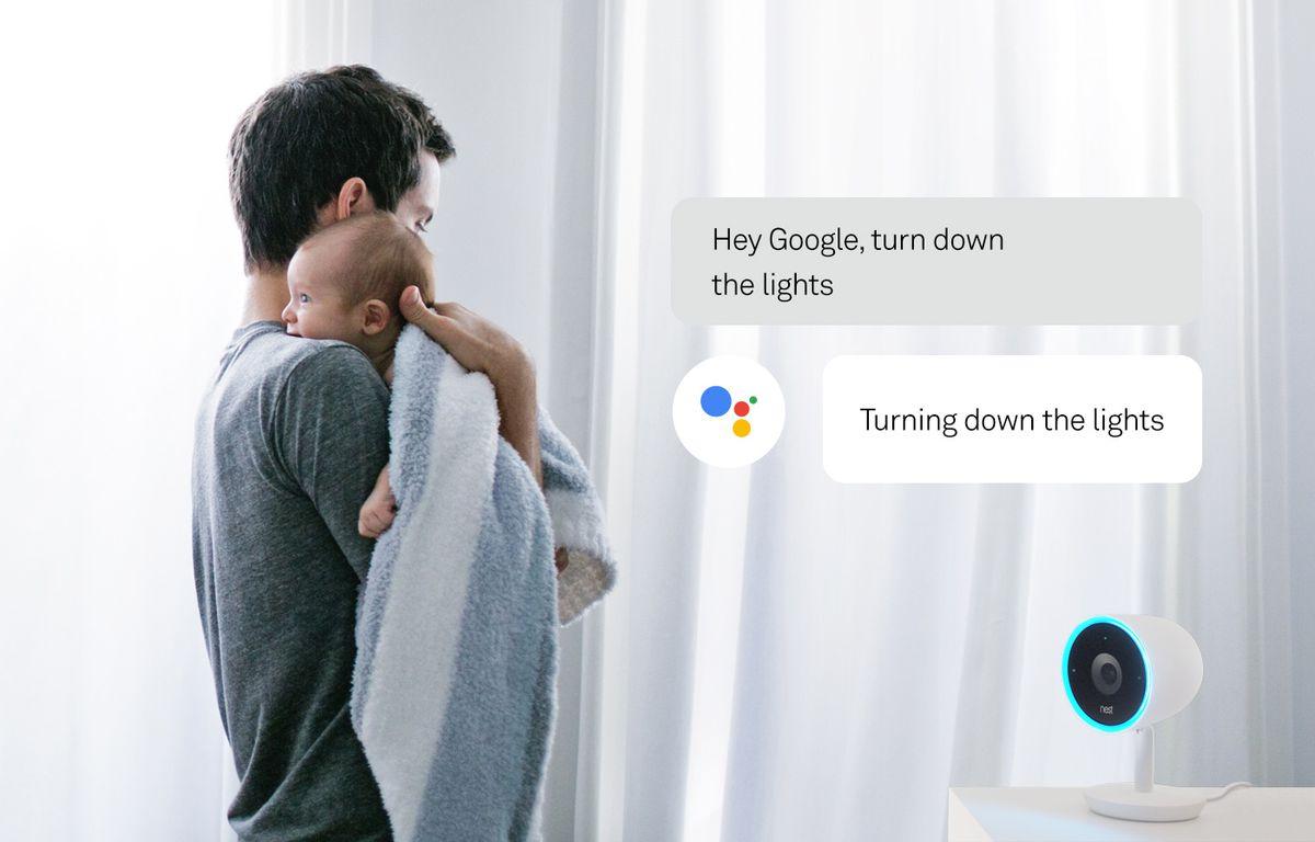Nest S Indoor Security Camera Now Has Google Assistant