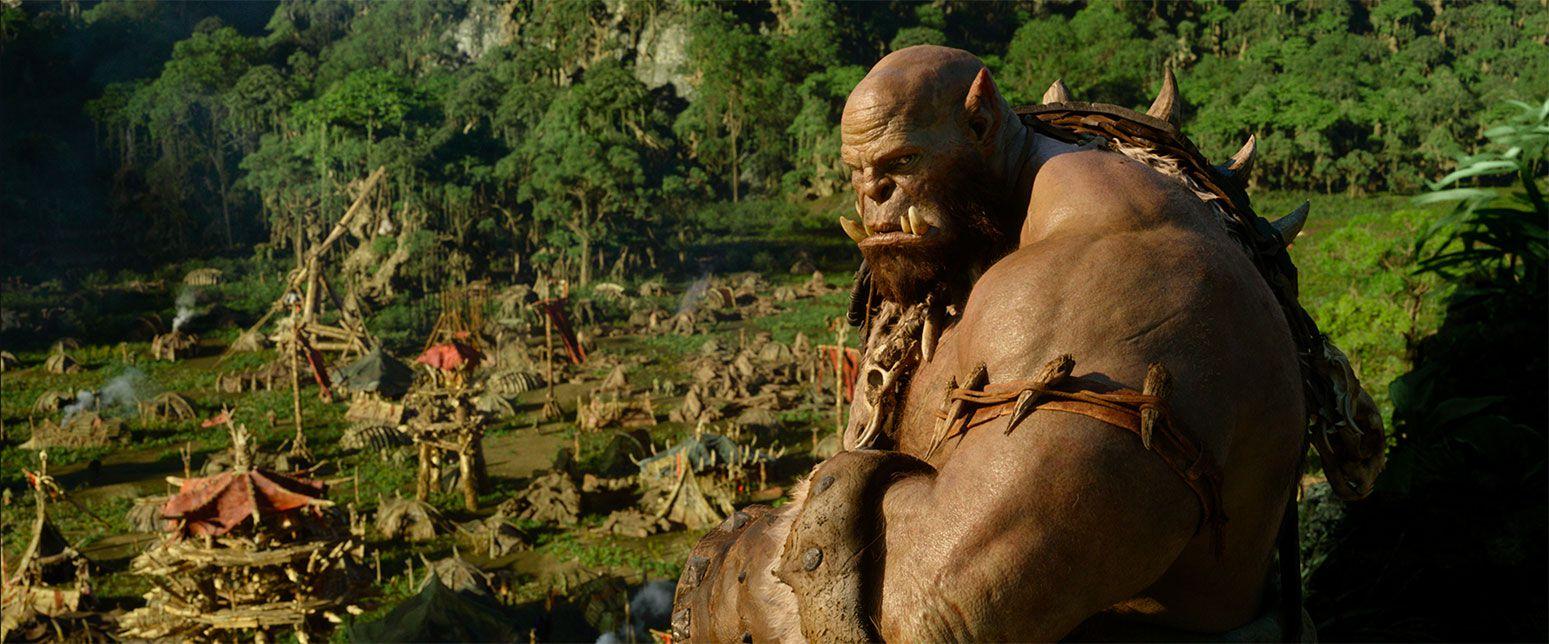 Warcraft movie