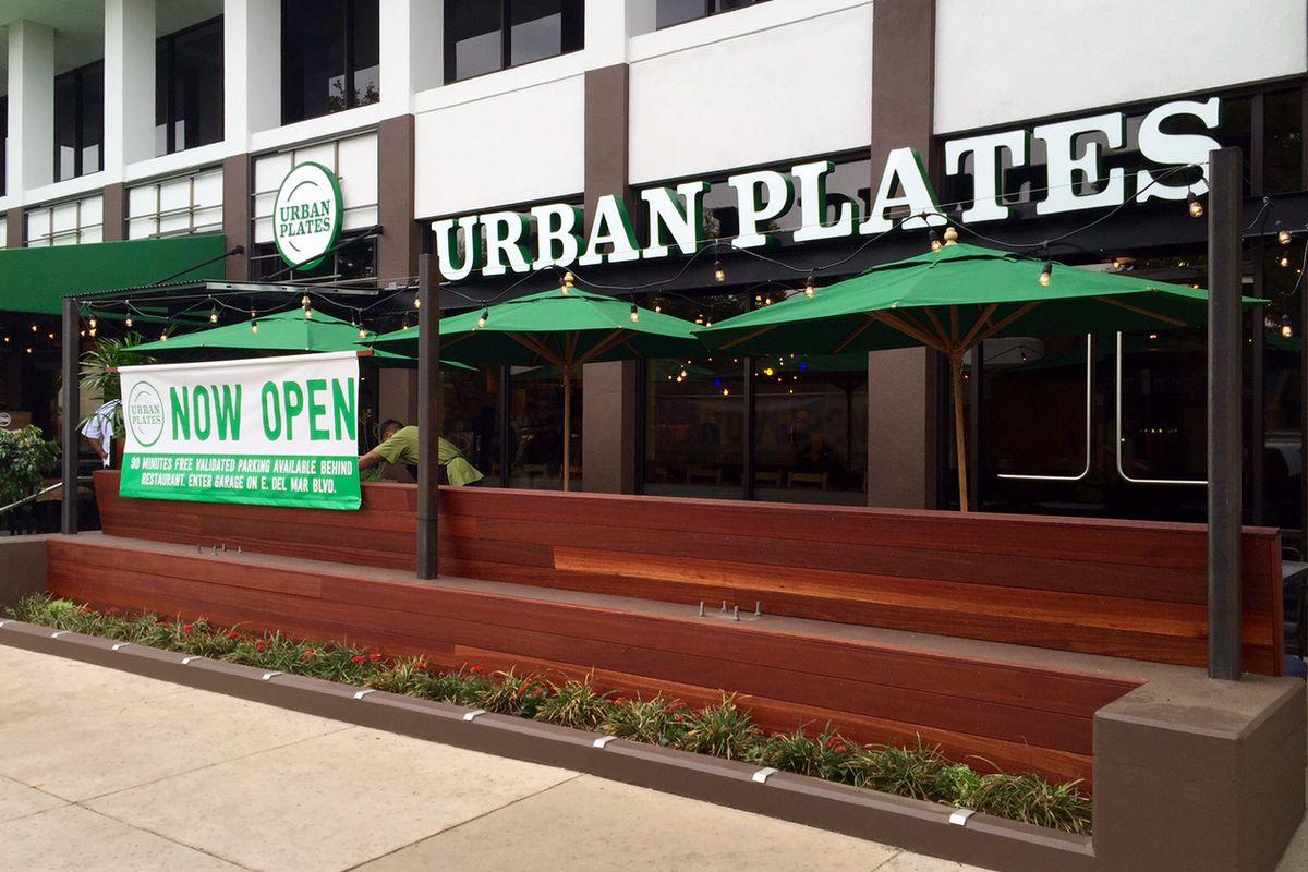Urban Plates, Pasadena