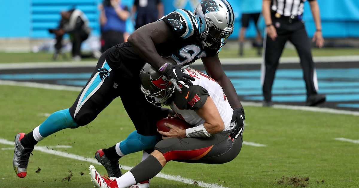 The Panthers haven't invested enough in their defensive ends and it showed in 2018