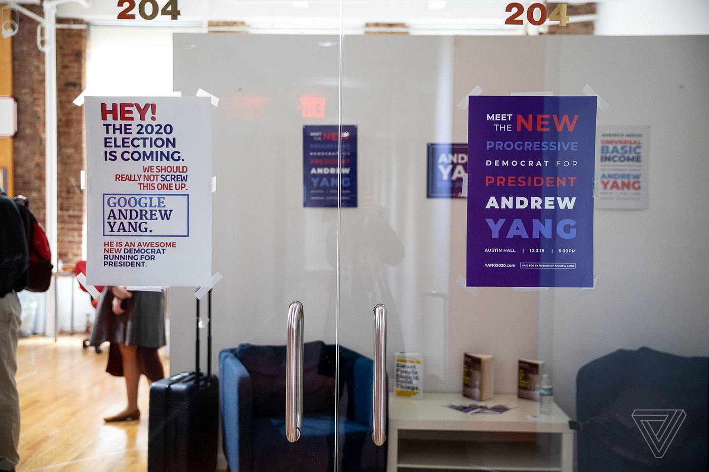 Andrew Yang is the candidate for the end of the world - The Verge