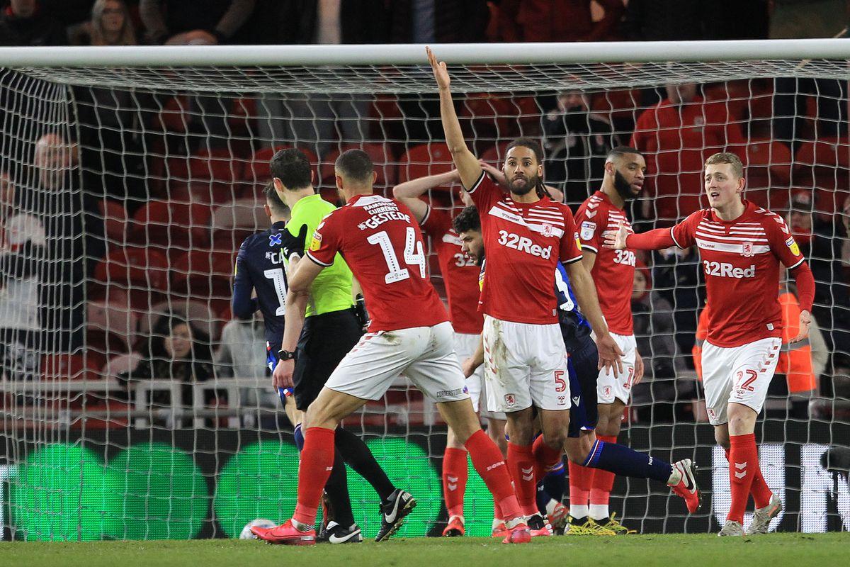 Middlesbrough v Nottingham Forest - Sky Bet Championship