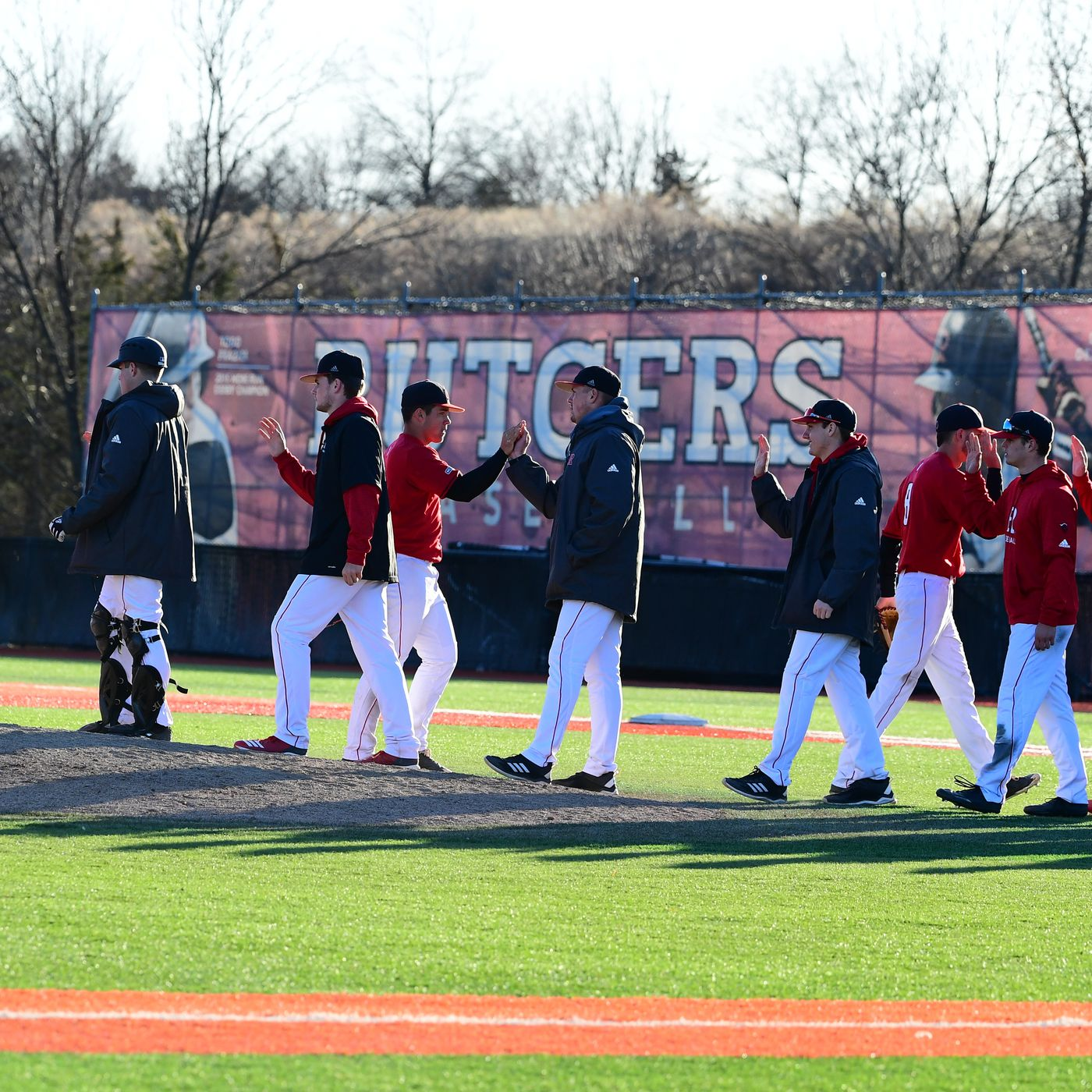 newest a0b32 38de4 Rutgers Baseball wins series against Purdue - On the Banks