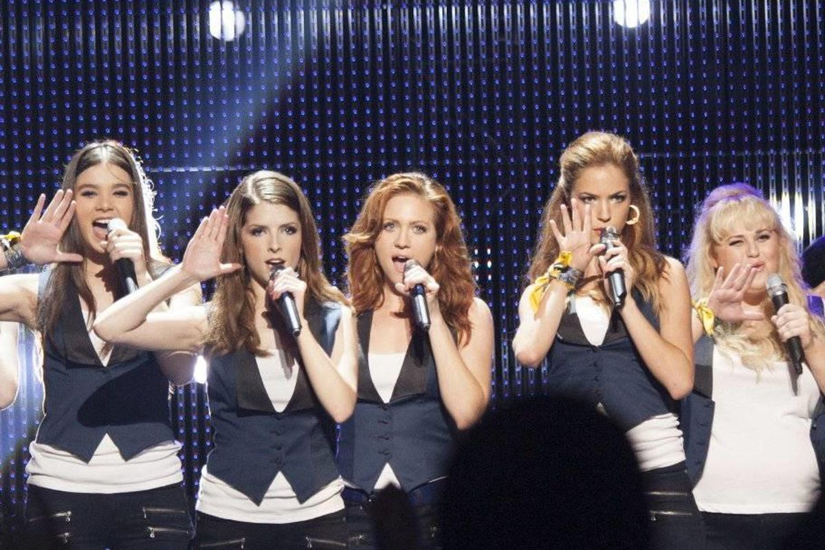 Coronavirus Pitch Perfect Bellas Reunite To Sing Beyonce S Love On Top Deseret News