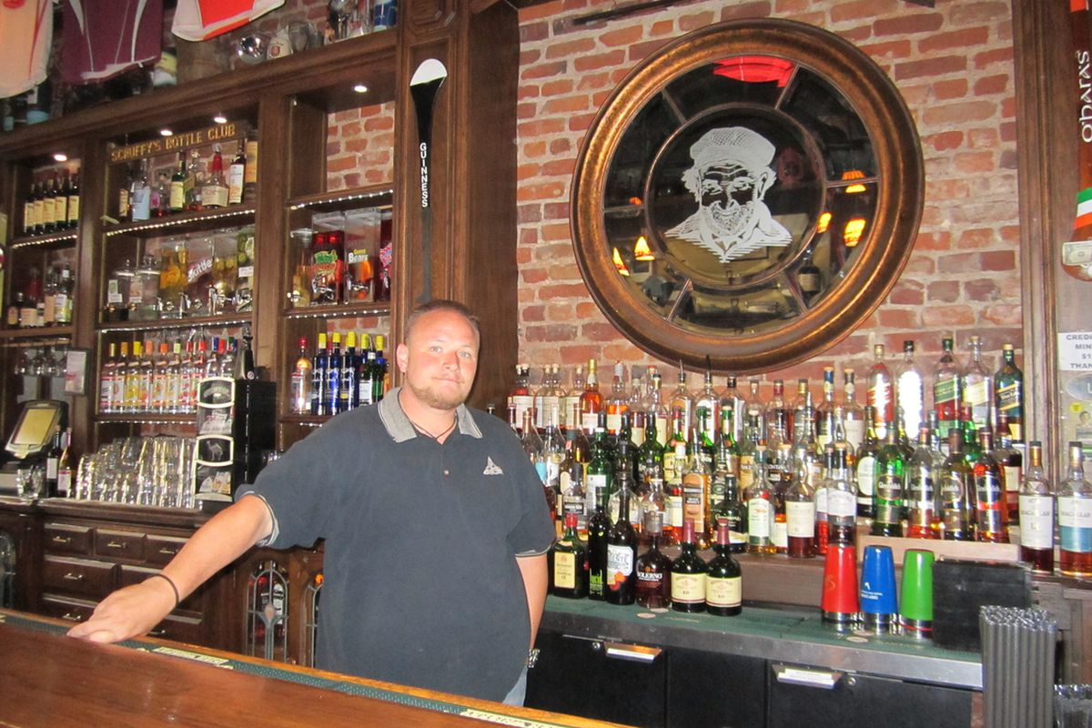 John Elliott, owner of Scruffy Murphy's, knows how to serve up soccer, genuine Irish pub ambiance and kick-ass whiskey at his cozy establishment on Larimer Street in LoDo.