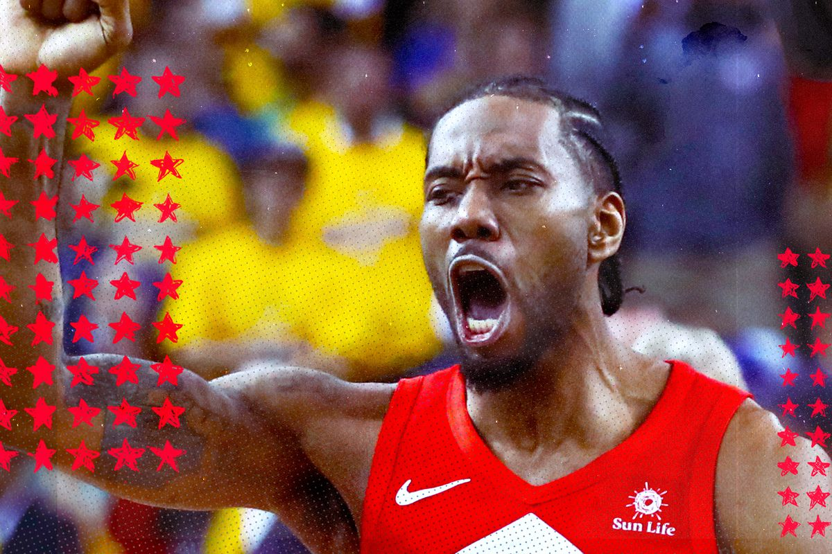 489a73645cc Last July, the Toronto Raptors traded for Kawhi Leonard. By itself, with no  other context in the frame, that sentence should be viewed as a humongous  ...