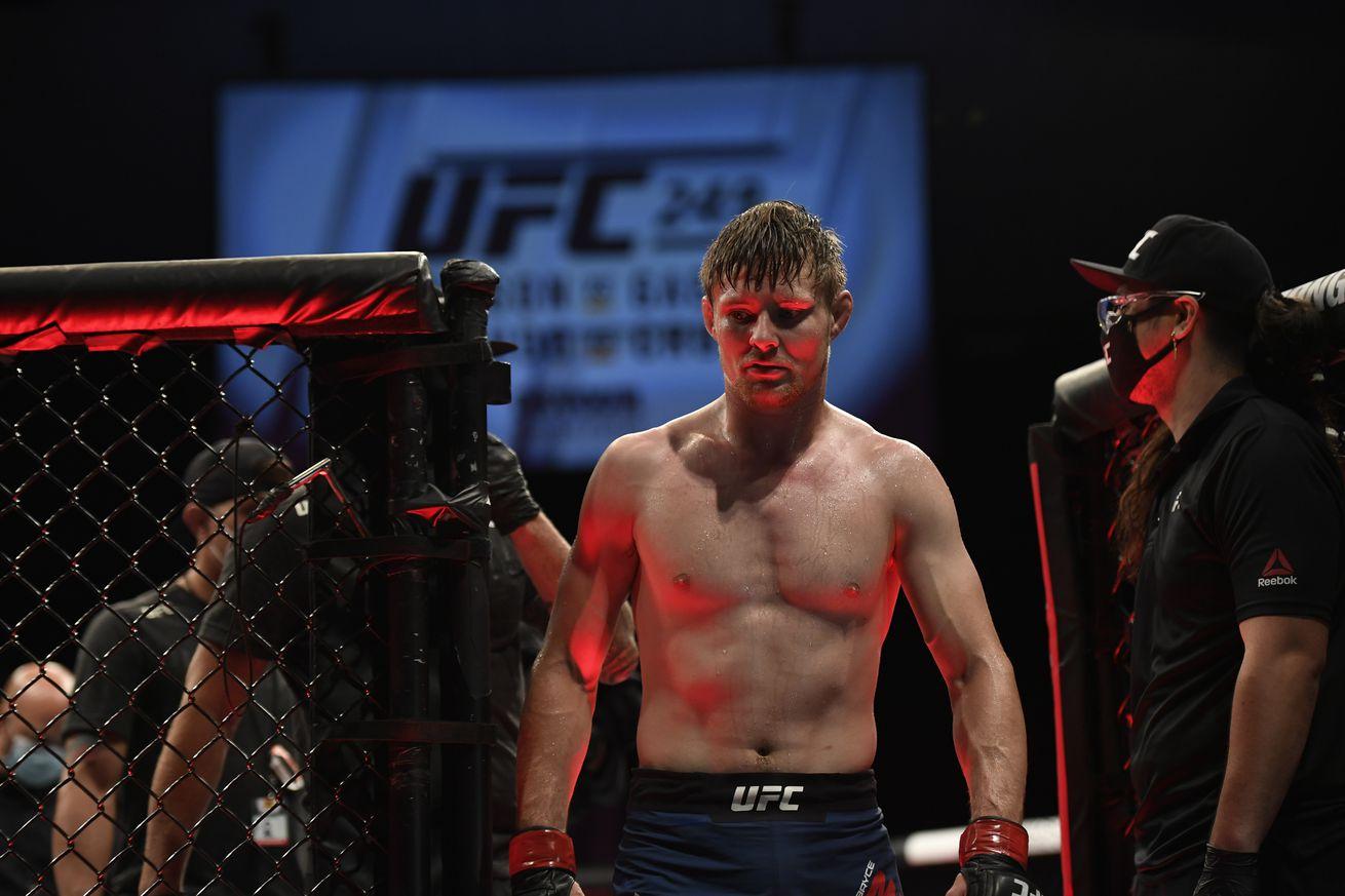 UFC 249 Mitchell v Rosa