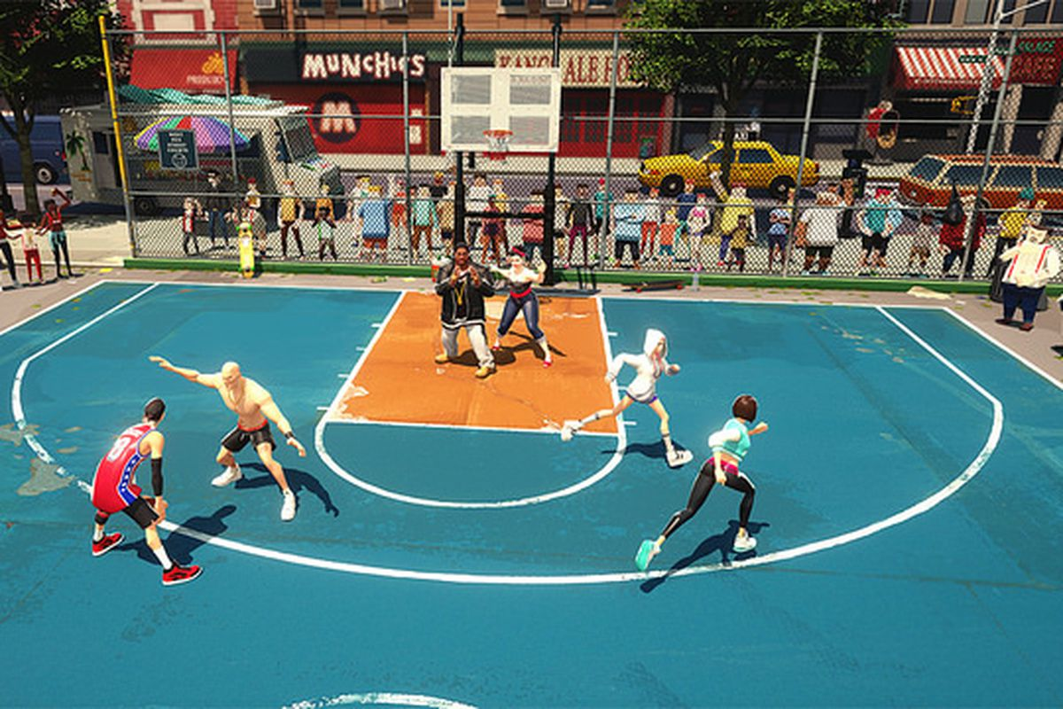 3on3 Freestyle, an oft-delayed console adaptation of the street basketball  Freestyle series for PC by Korean developer Joycity, will come to  PlayStation 4 ...