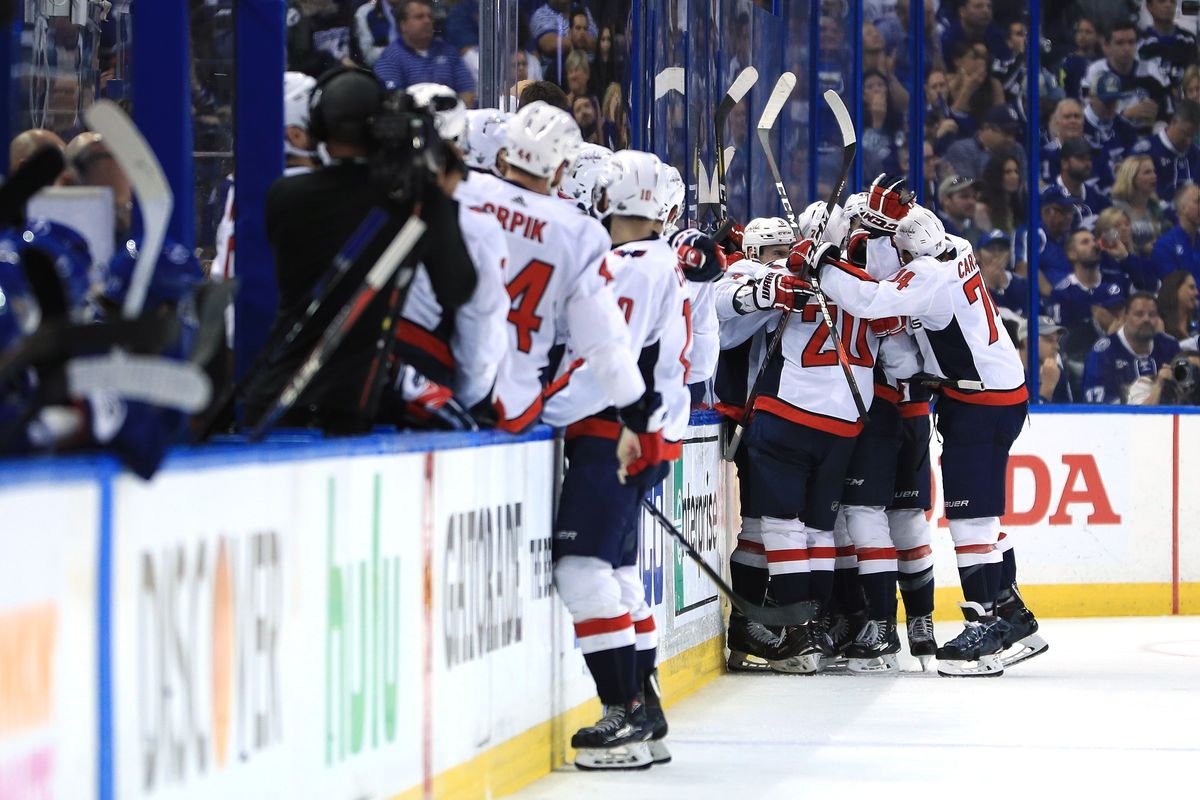 e210724a8 Photo by Mike Ehrmann Getty Images. The Washington Capitals have advanced  to the second Stanley Cup Final ...