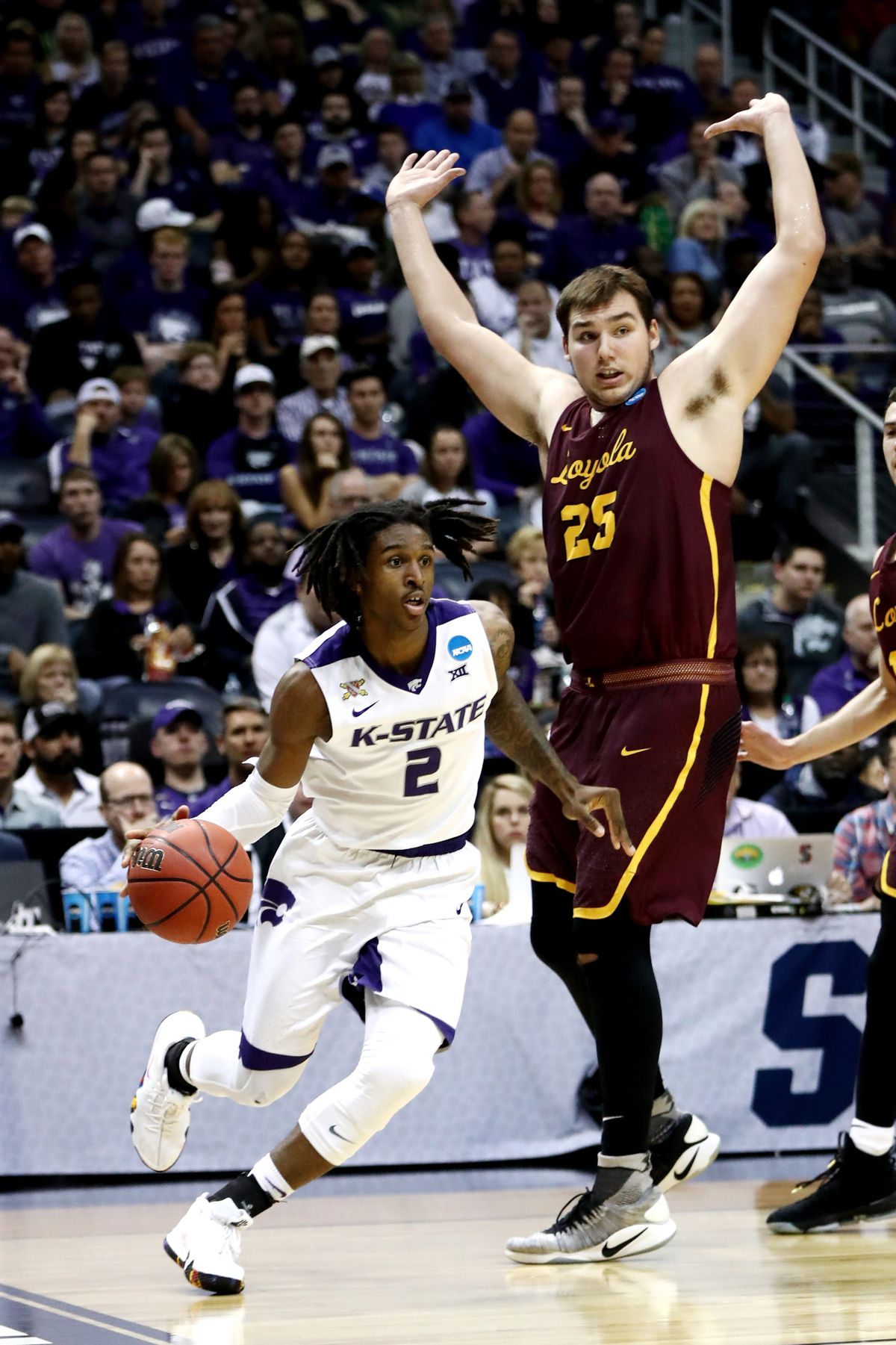 6f3da0e9f3aa Loyola-Chicago center  Cameron Krutwig is the next-most lovable part ...
