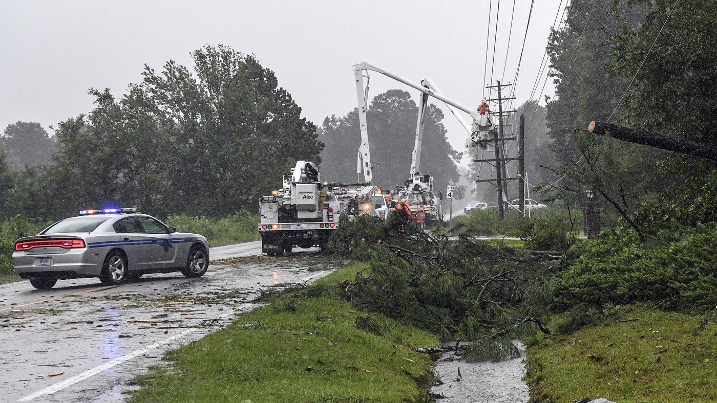 Hurricane Dorian: South Carolina boy gives up Disney World