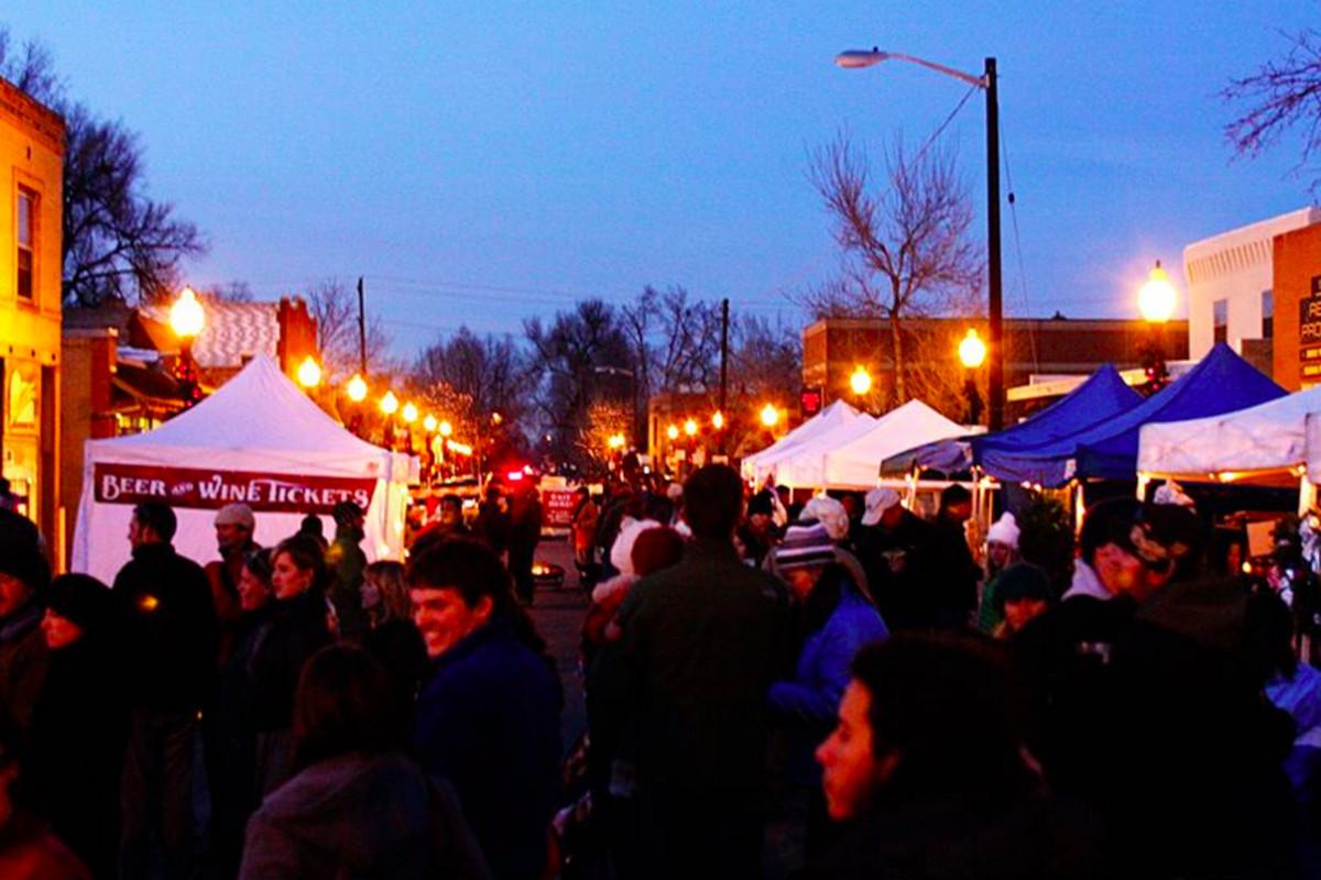 WinterFest kicks off on South Pearl Street tomorrow.