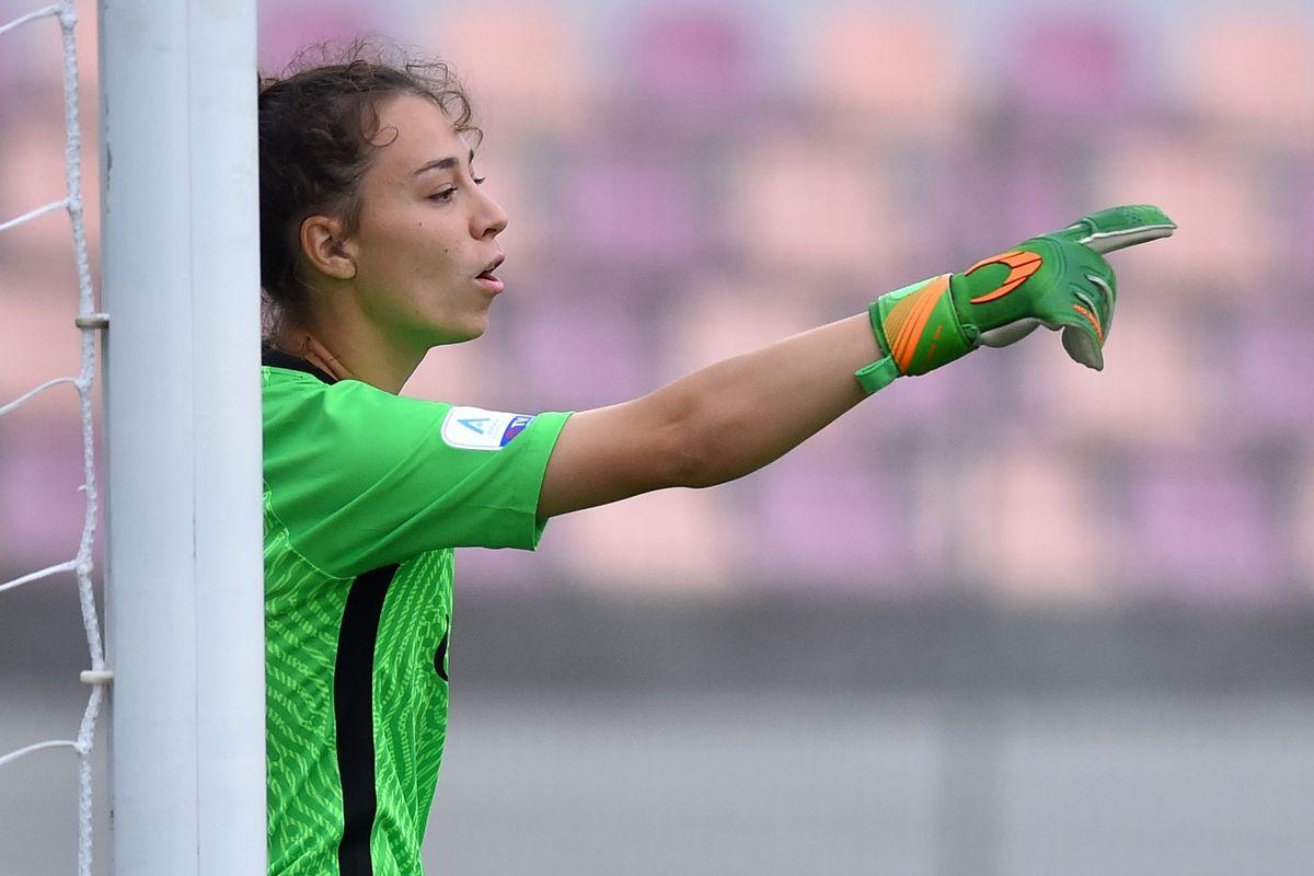 Serie A woman Roma-Pink Bari