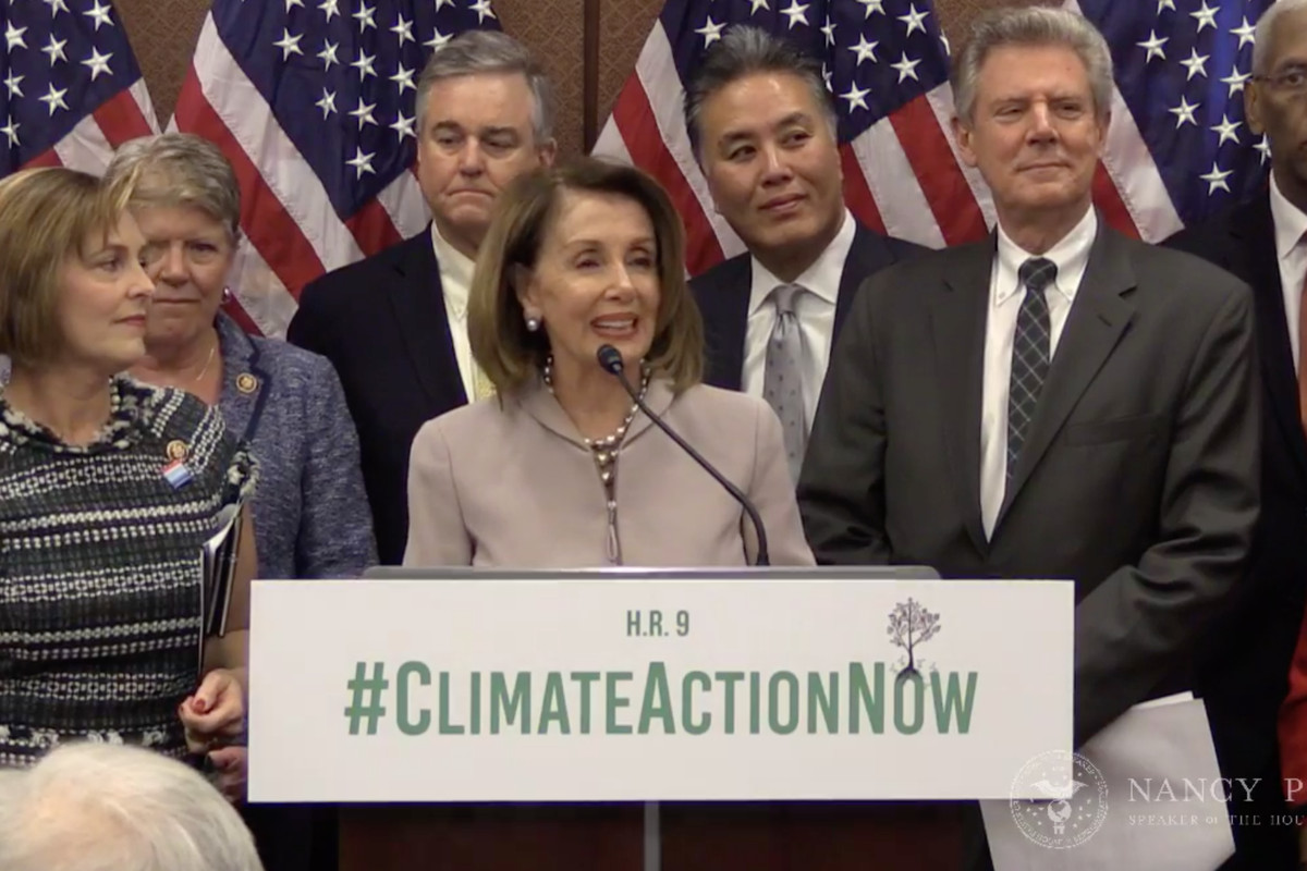 House Senate Bills Would Cut Ed Dept >> Climate Change The House Has Just Passed Its First Climate Bill In