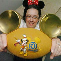 Wonderful world of Disney — After 50 years, Utah woman's