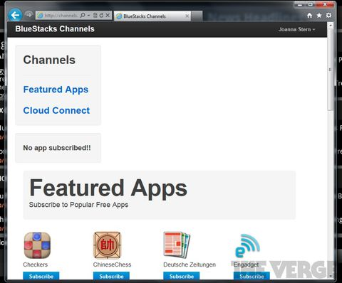 BlueStacks brings Android apps to Windows 7 (hands-on) - The