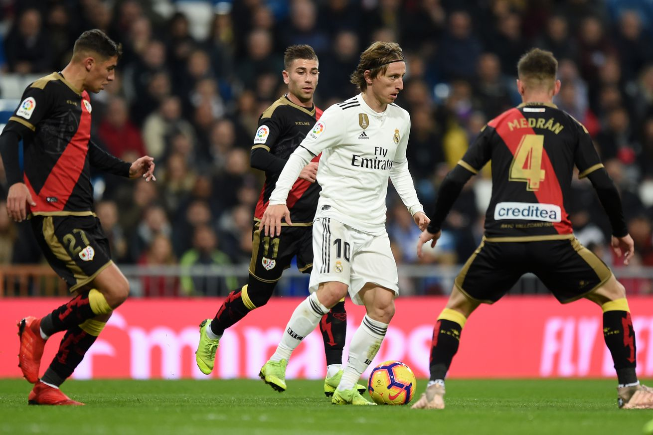 Player Ratings: Real Madrid 1 - Rayo 0; 2018 La Liga