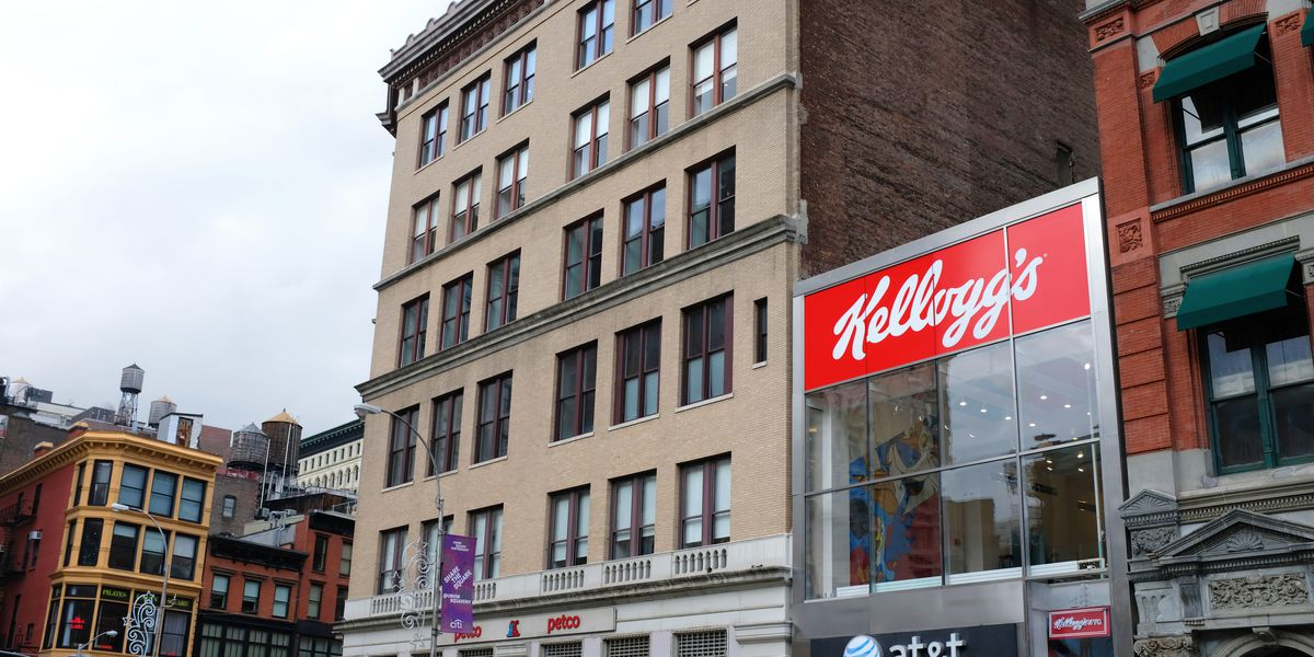 Kellogg's Cafe Is No Longer Peddling Bowls of Grocery Store Cereal in Union Square