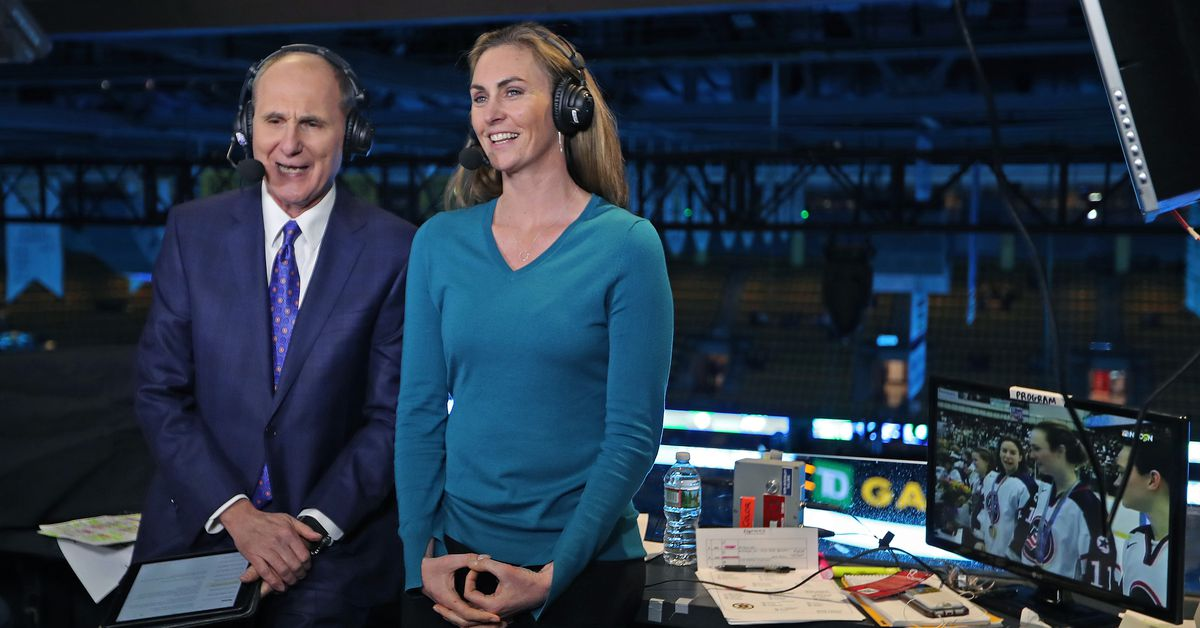 Women broadcasters deserve more than one day in the booth