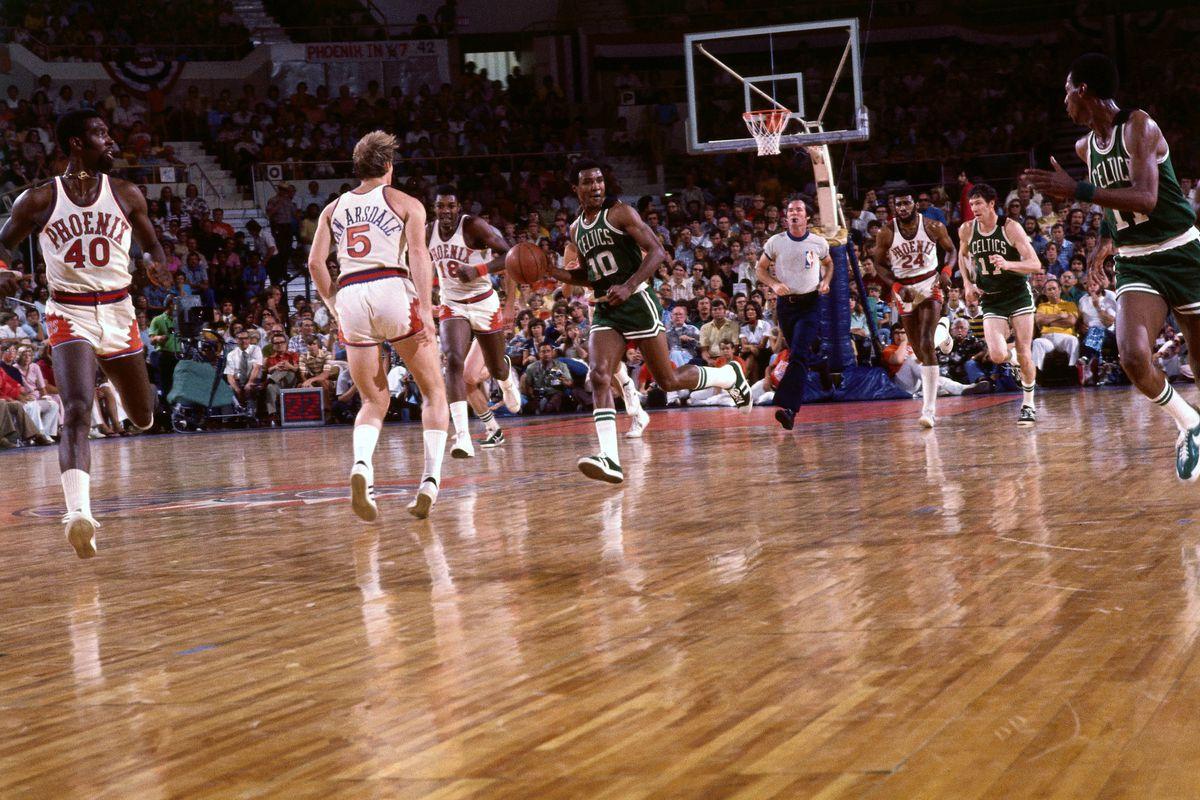 1976 NBA Finals - Game Six: Phoenix Suns vs. Boston Celtics