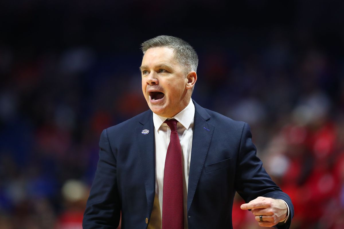 Chris Holtmann named to coaching staff for US men's ...