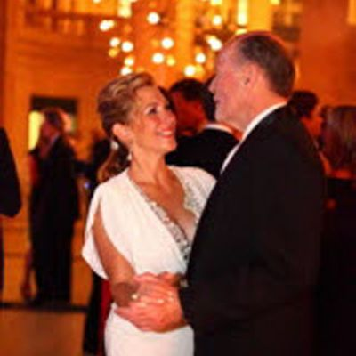 Former Chicago Board of Trade chairman Patrick Arbor and then-wife Antoinette Vigilante in happier times, dancing together at the Joffrey Ballet's 2010 spring gala. | Supplied photo