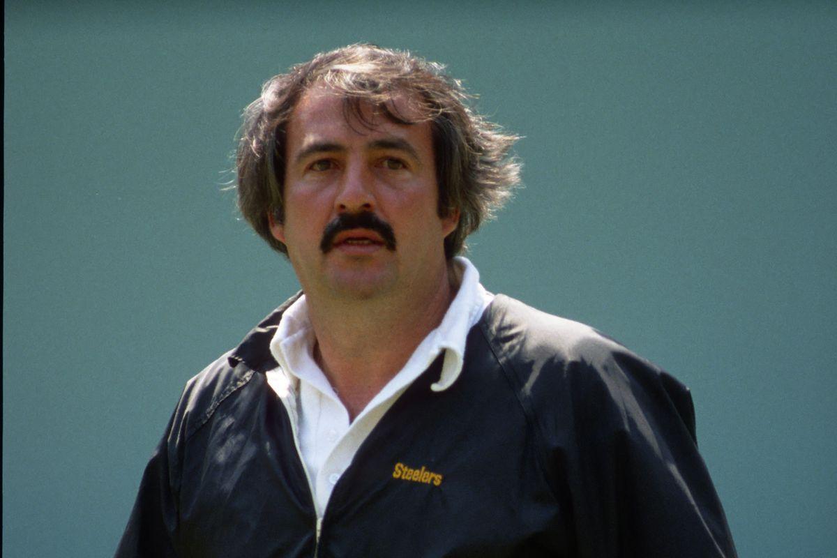 Steelers Woody Widenhofer