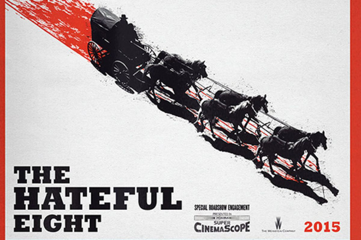 this is the cast of quentin tarantino s the hateful eight the verge