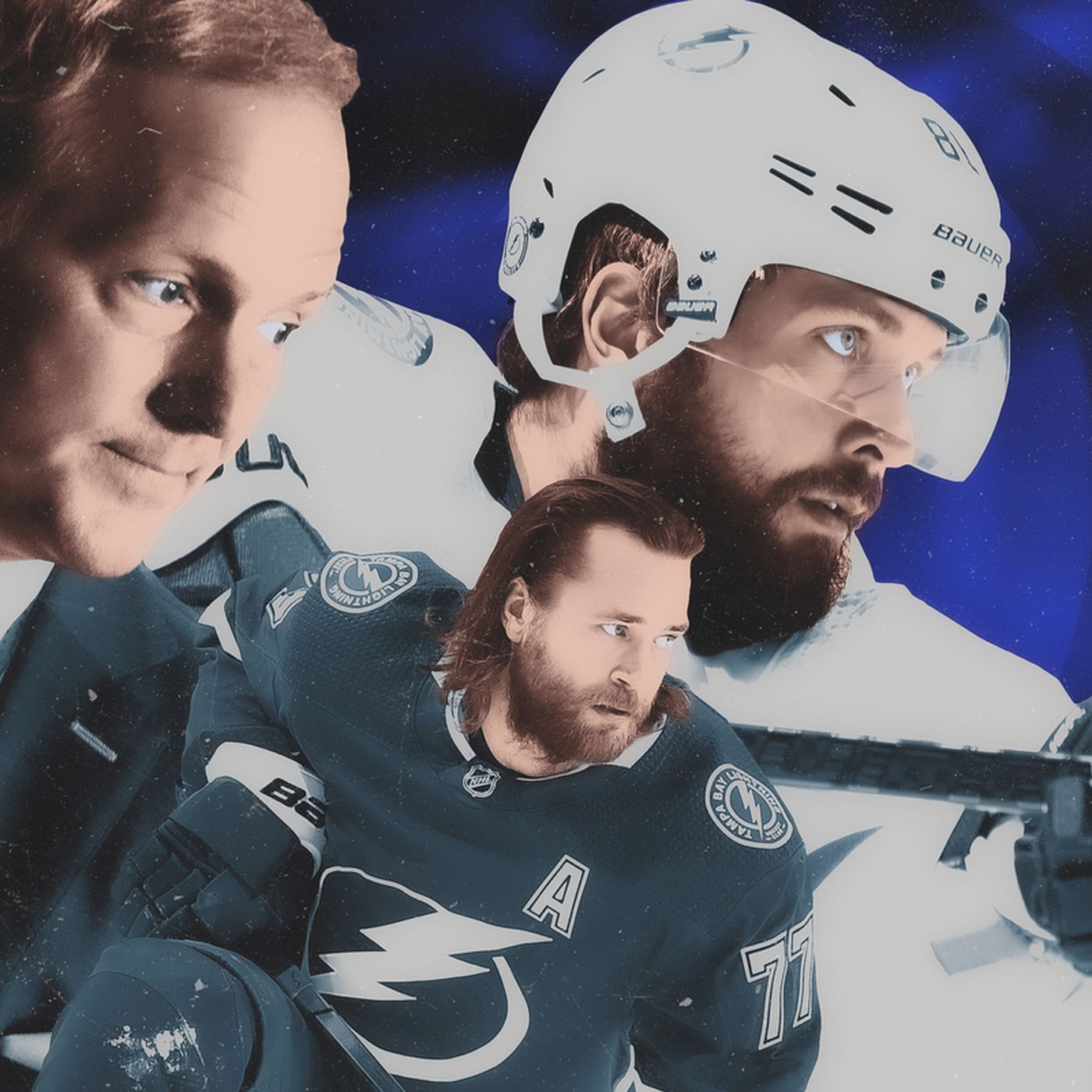 The Tampa Bay Lightning Are Beating Back The Past One Goal At A Time The Ringer