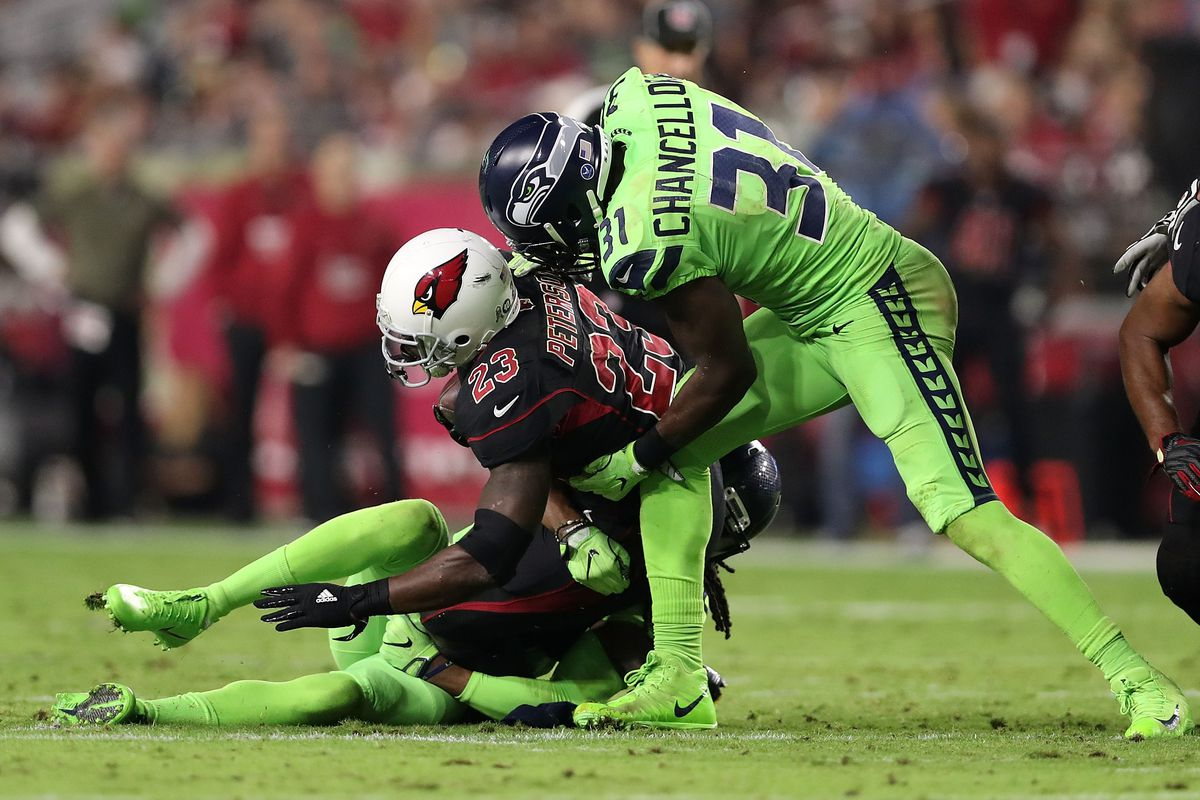 Kam Chancellor may not play against the Falcons Monday night The