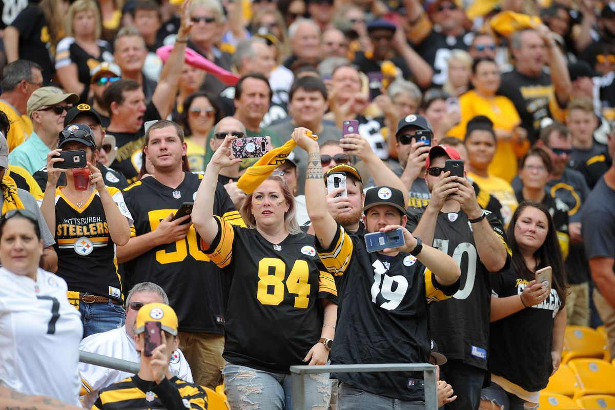 ab5b28f1 Steelers vs. Titans: Second-half updates, injury news and open ...