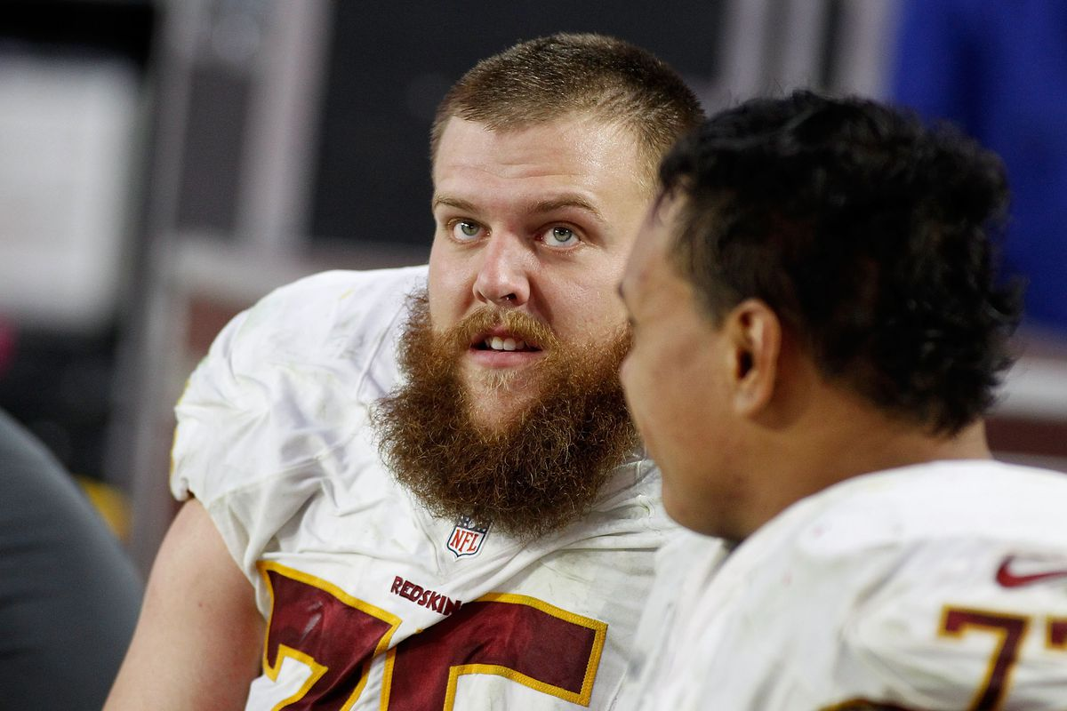Can We Grade The 2015 Redskins Draft Now Brandon Scherff Edition