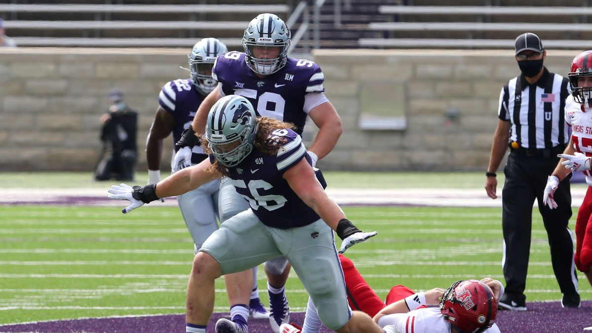 NCAA Football: Arkansas State at Kansas State