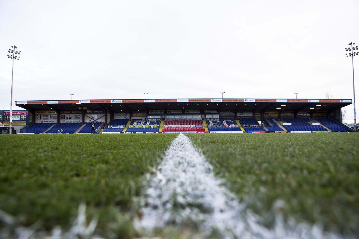 Ladbrokes Premiership - Ross County vs Kilmarnock
