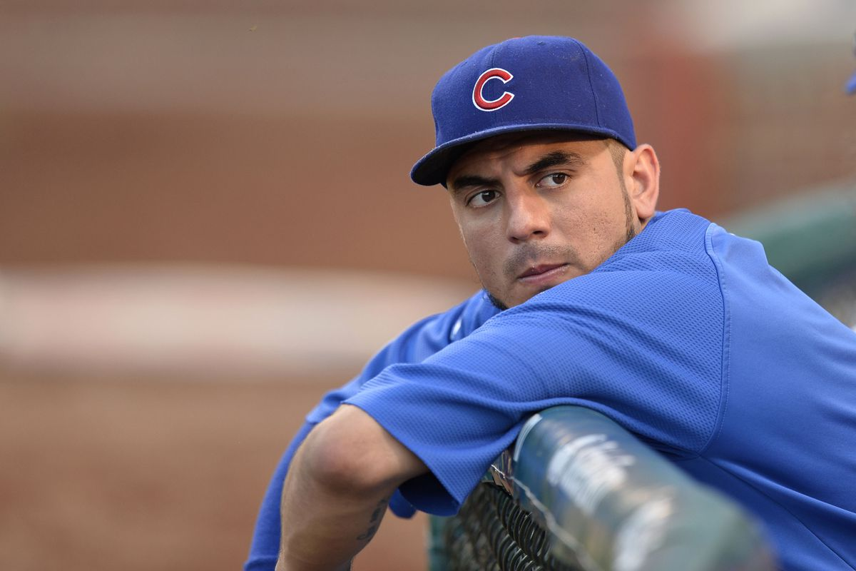 Barring an injury, Matt Garza is going to be wearing the hat of a different team in August.