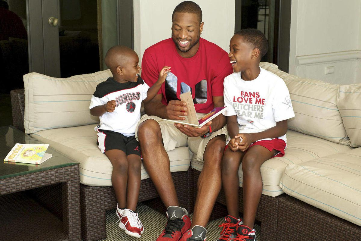 Father's Day a special start to Wade's summer - Deseret News