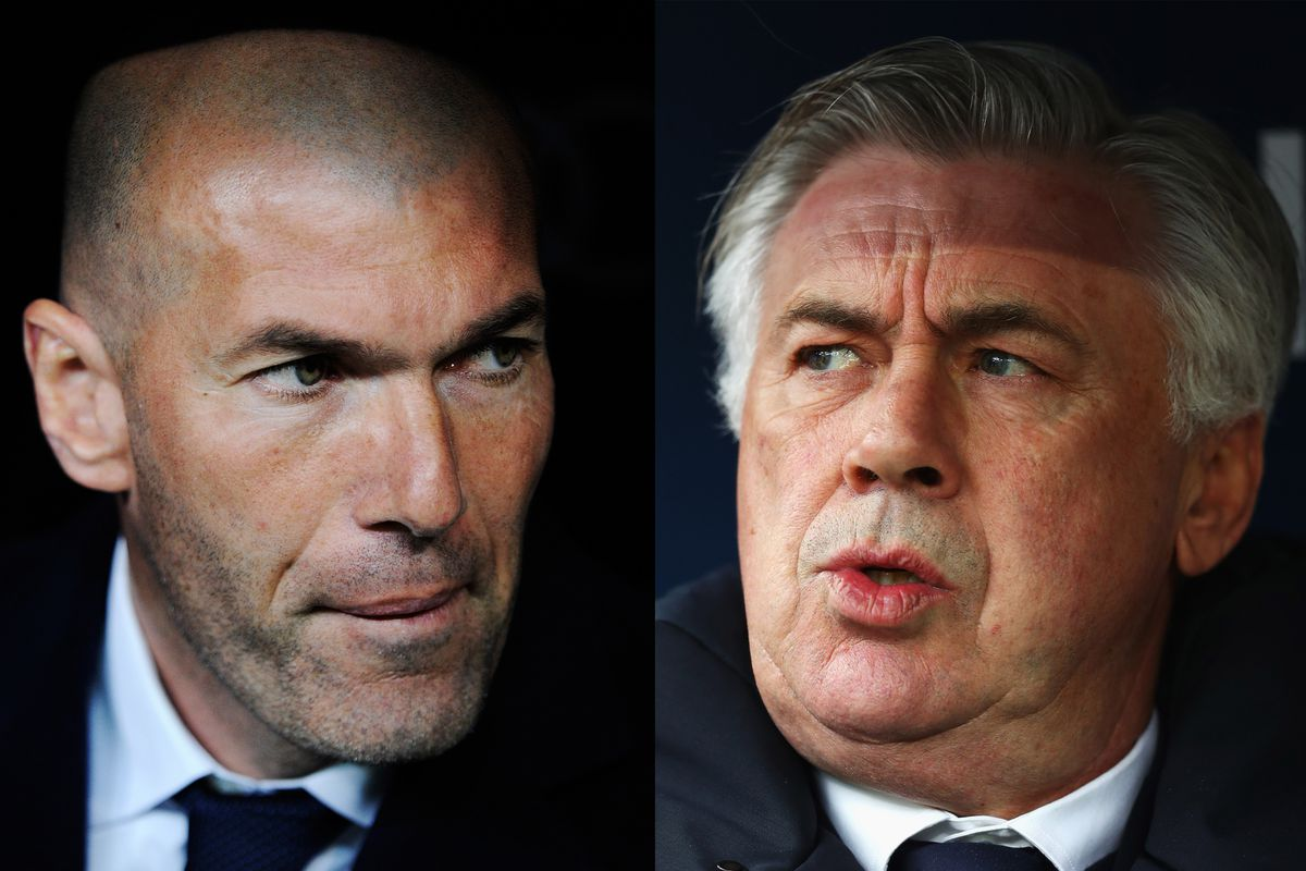 Bayern Munich v Real Madrid - UEFA Champions League Quarter-Final