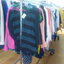 J.Crew striped sweater, $35