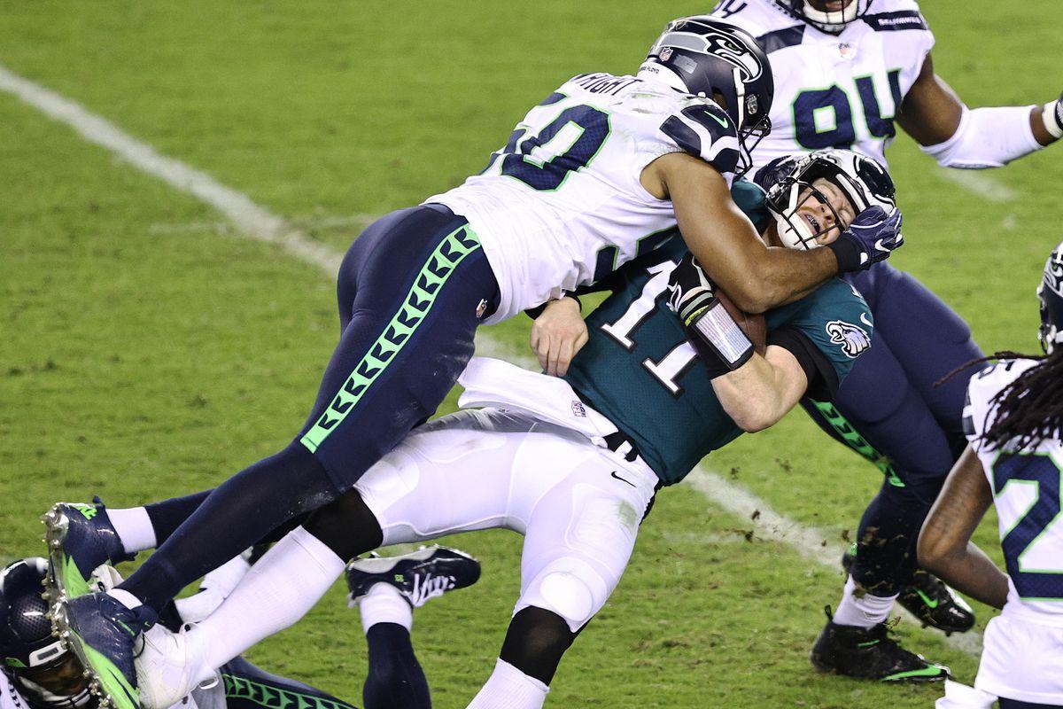 Eagles Vs Seahawks Final Score Philadelphia Loses To Seattle Yet Again 23 To 17 Bleeding Green Nation