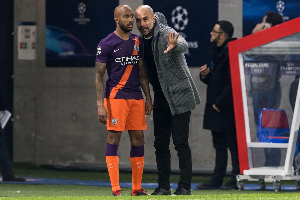 "UEFA Champions League""Olympique Lyonnais v Manchester City"""