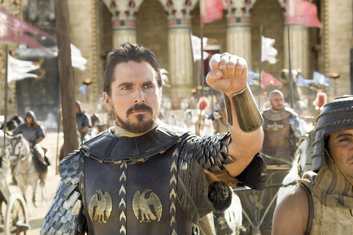 Christian Bale in Exodus