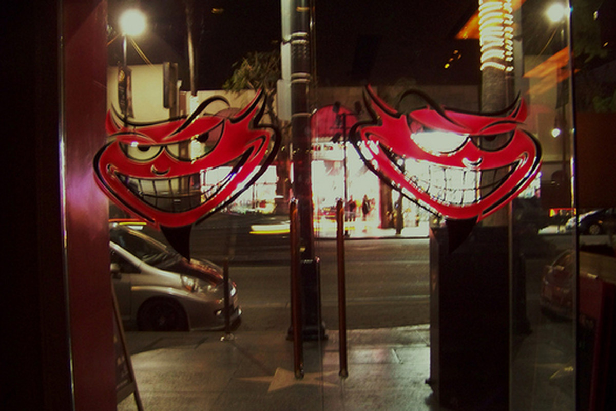 Lucky Devils, Hollywood.
