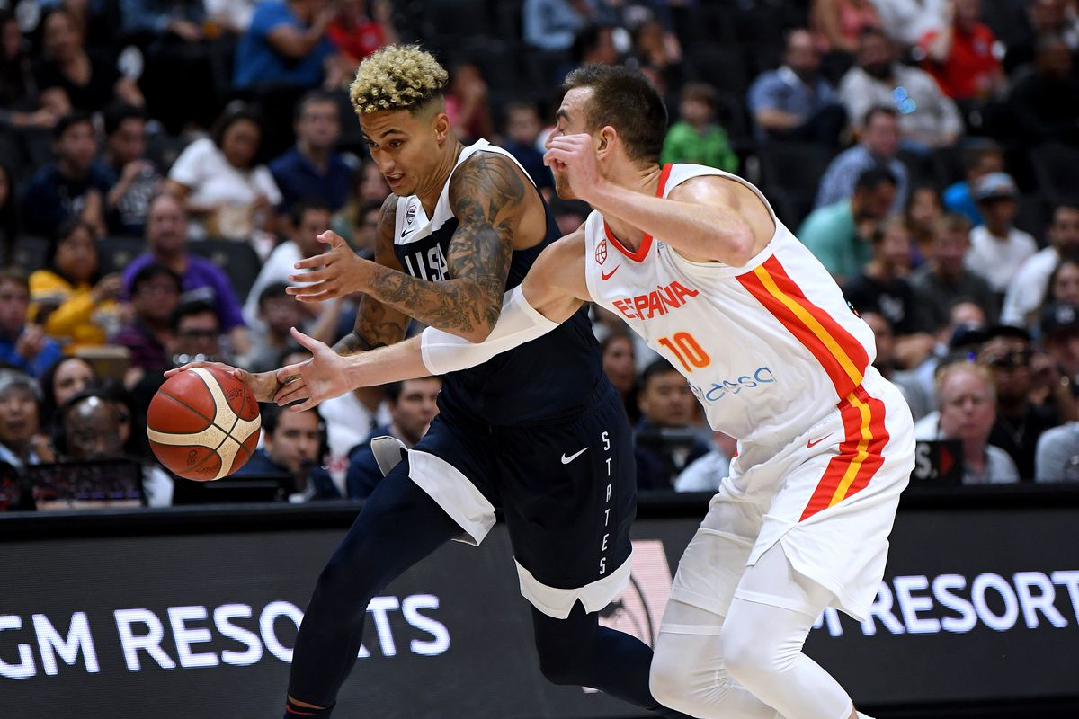 Lakers: Kyle Kuzma does a little bit of everything for Team USA in win over Spain