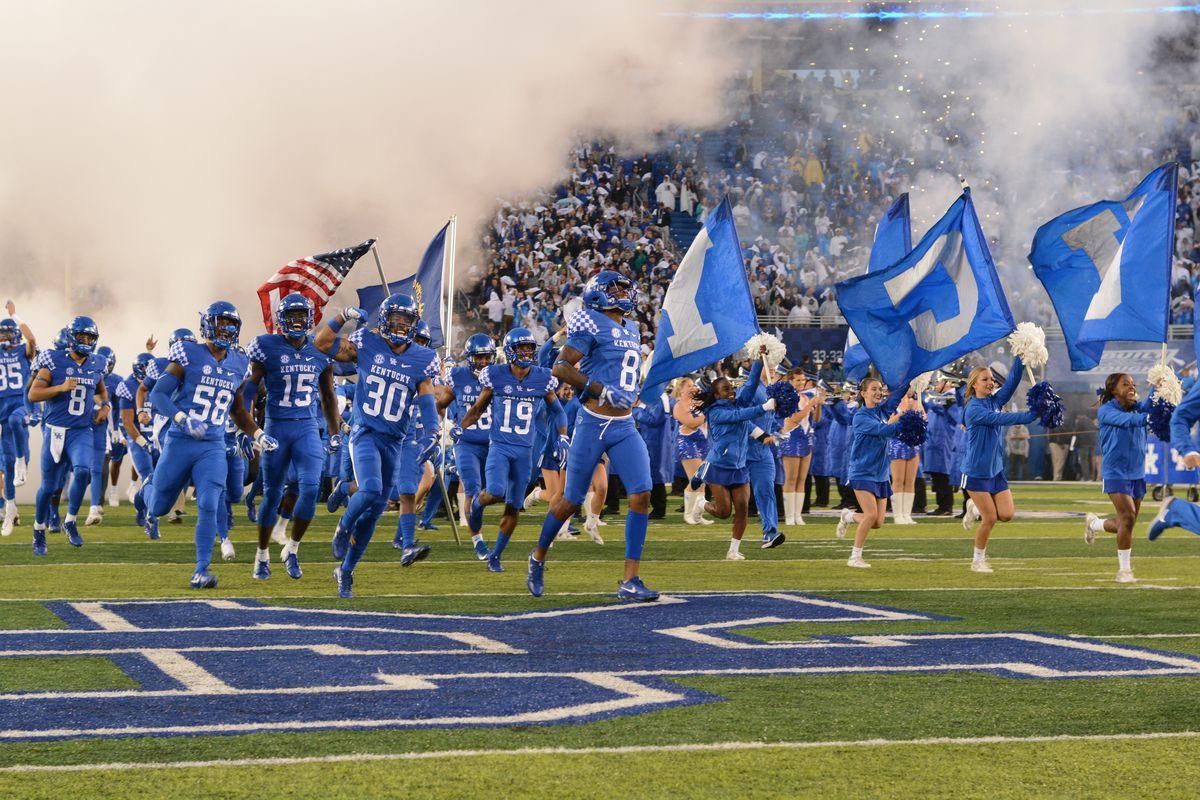Kentucky Wildcats Dominate Msu Football Highlights Box Score And